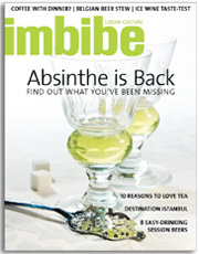 Imbibe Jan/Feb cover