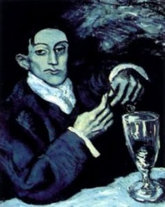 The Absinthe Drinker