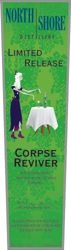 Corpse Reviver label